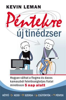 Péntekre új tinédzser (Papír)