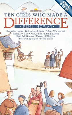 Ten Girls Who Made a Difference (Paperback)