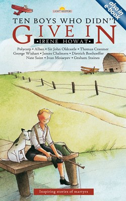 Ten Boys Who Didn't Give In (Paperback)