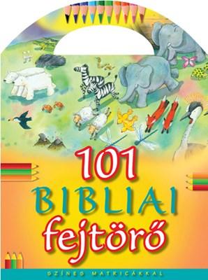 101 bibliai fejtörő (Keménytáblás)