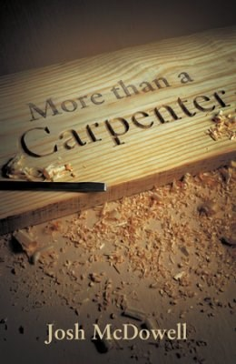 More than a Carpenter (pack of 10) (Tract)