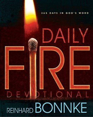 Daily Fire Devotional (Paperback)