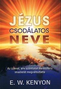 Jézus csodálatos neve (Papír)
