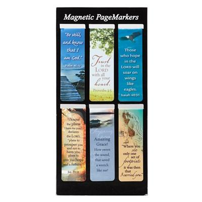Mágneses könyvjelzőcsomag klasszikus (Csomag)