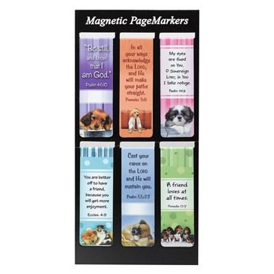Mágneses könyvjelzőcsomag kutyusok (Csomag)