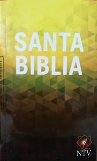 Spanyol Biblia Santa Biblia Nueva Traducción Viviente Semilla de Mostaza (Papír)