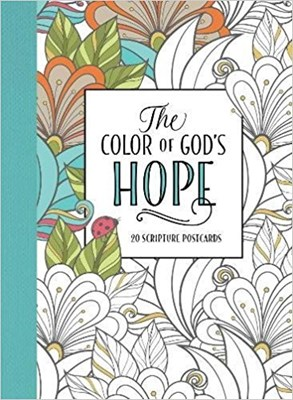 The Color of God's Hope (Paperback)