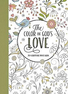 The Color of God's Love (Paperback)