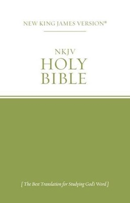 Angol Biblia New King James Version Outreach Bible (Paperback)