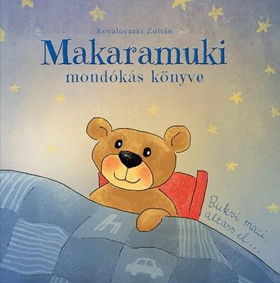 Makaramuki mondókás könyve (Keménytáblás)