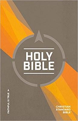 Angol Biblia Christian Standard Bible Outreach Bible