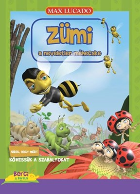 Zümi, a neveletlen méhecske (Papír)
