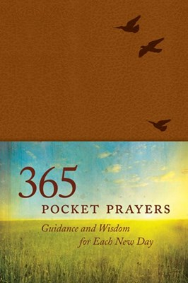 365 Pocket Prayers (Leatherlike)