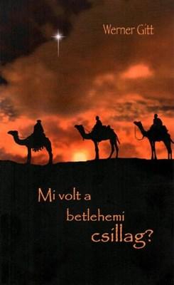 Mi volt a betlehemi csillag? (Papír)
