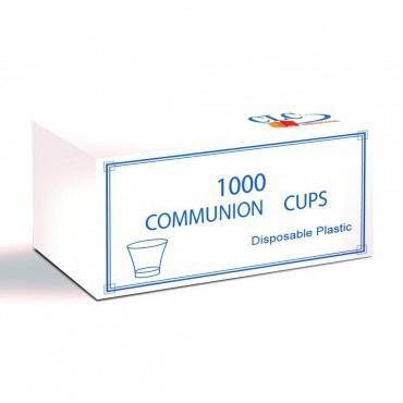 Úrvacsorai pohárcsomag (1000 db) (Doboz)