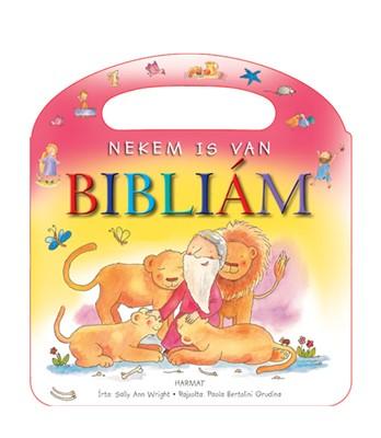 Nekem is van Bibliám (Keménytáblás)