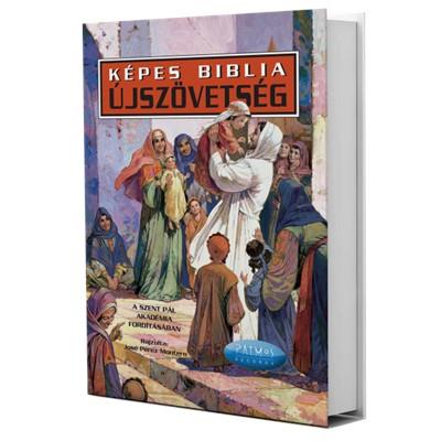 Képes Biblia Újszövetség