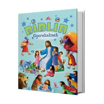 Biblia Gyerekeknek (Keménytáblás)