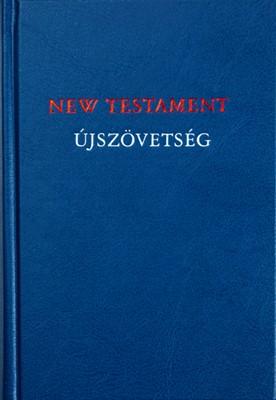 Angol-magyar Újszövetség (Keménytáblás műbőr)