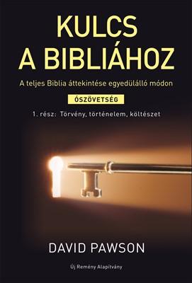 Kulcs a Bibliához 1. Törvény, történelem, költészet (Papír)