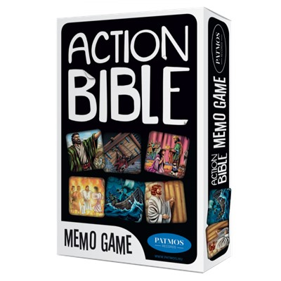 Action Bible memo game (Doboz)
