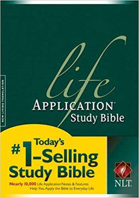 Angol Biblia New Living Translation Life Application Study Bible (Hardback)