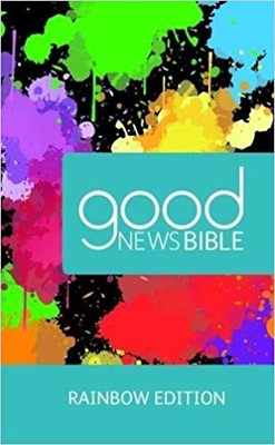 Angol Biblia Good News Bible Rainbow Edition (Hardback)