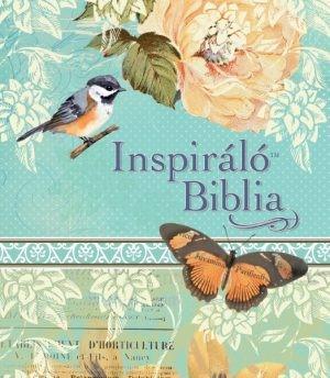 Inspiráló Biblia (keménytáblás) (Keménytáblás)