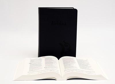 Biblia revideált Károli középméretű, sötétkék (Műbőr)