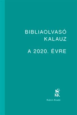 Bibliaolvasó kalauz a 2020. évre (Papír)
