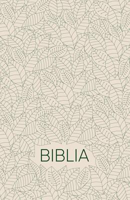 Biblia egyszerű fordítás leveles borító
