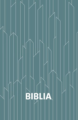 Biblia egyszerű fordítás kristályos borító (Papír)