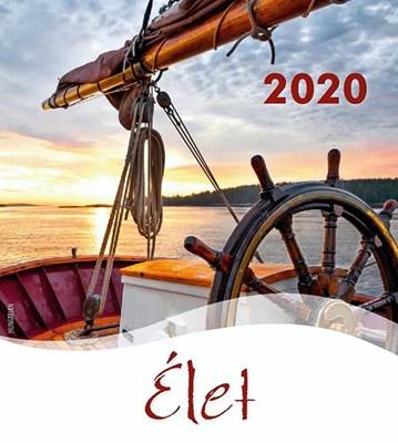 Élet naptár 2020 (Spirálozott)