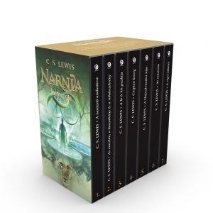 Narnia krónikái díszdobozos összkiadás (Doboz)