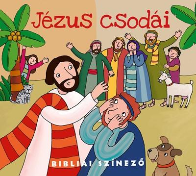 Jézus csodái (Füzetkapcsolt)