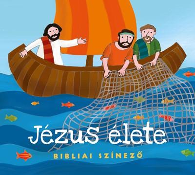 Jézus élete (Füzetkapcsolt)
