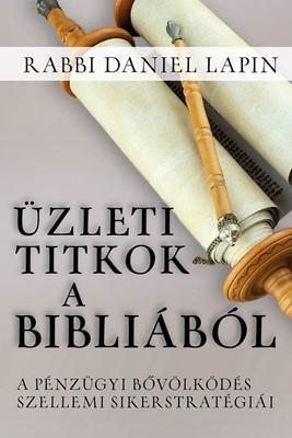 Üzleti titkok a Bibliából (Papír)