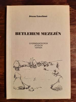 Betlehem mezején (Papír) [Antikvár könyv]
