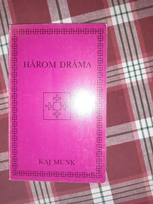 Három dráma (Papír) [Használt / antikvár példány]