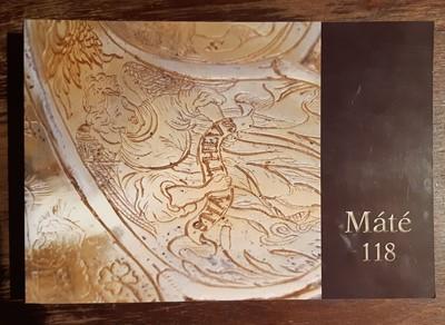 Máté 118 (Papír) [Használt / antikvár példány]