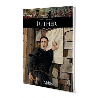 Luther képregény (Keménytáblás)