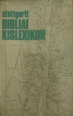 Stuttgarti bibliai kislexikon (Papír) [Használt / antikvár példány]