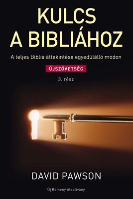 Kulcs a Bibliához 3. Újszövetség (Papír)