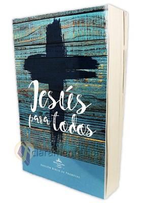 Spanyol Biblia Jesús para todos Reina Valera