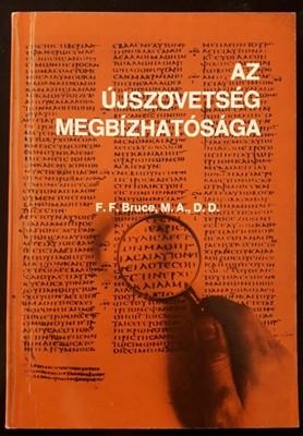 Az Újszövetség megbízhatósága (papír) [Antikvár könyv]