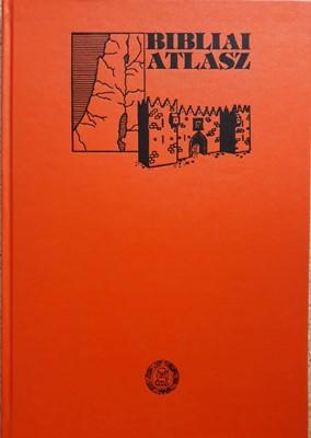 Bibliai atlasz (keménytáblás) [Antikvár könyv]