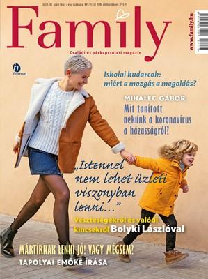 Family magazin 2020/3 (ősz) (Papír)
