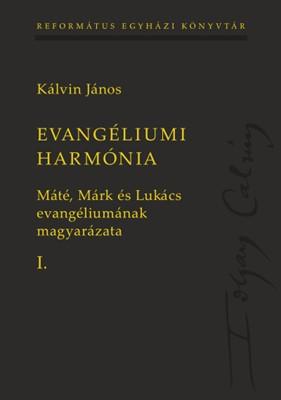 Evangéliumi harmónia I-III. (Keménytáblás)