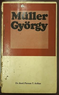 Müller György (Pa) [Antikvár könyv]