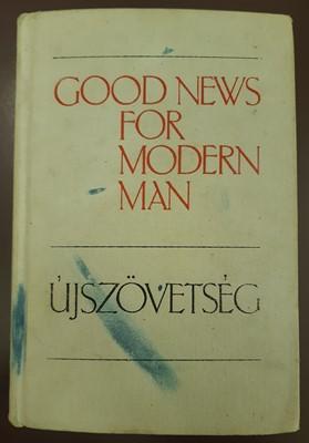 Angol-magyar Újszövetség (Kemény) [Antikvár könyv]